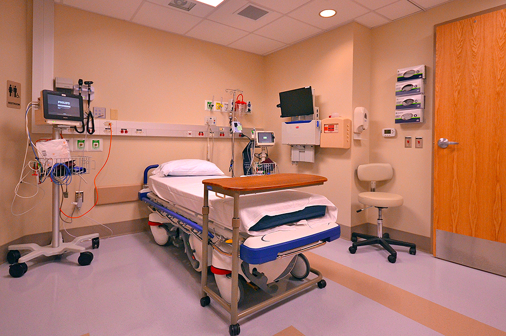 PROJECTS-3-JC-BLAIR-EMERGENCY-DEPARTMENT
